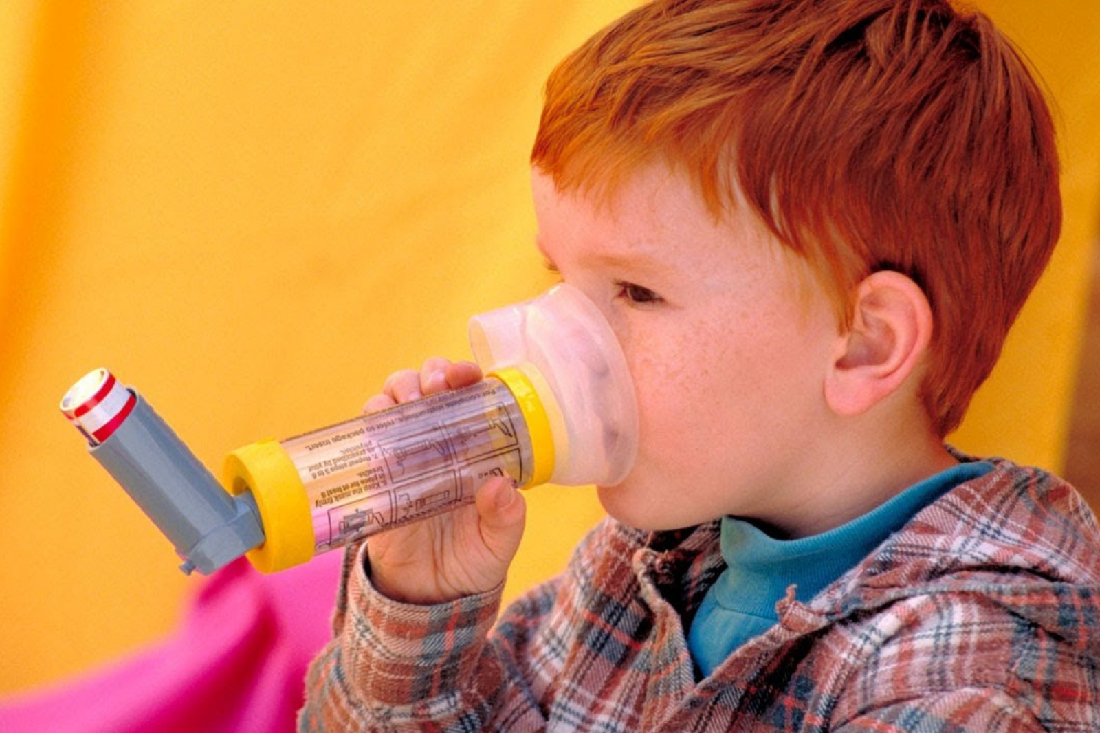 child Asthma Therapy and treatment