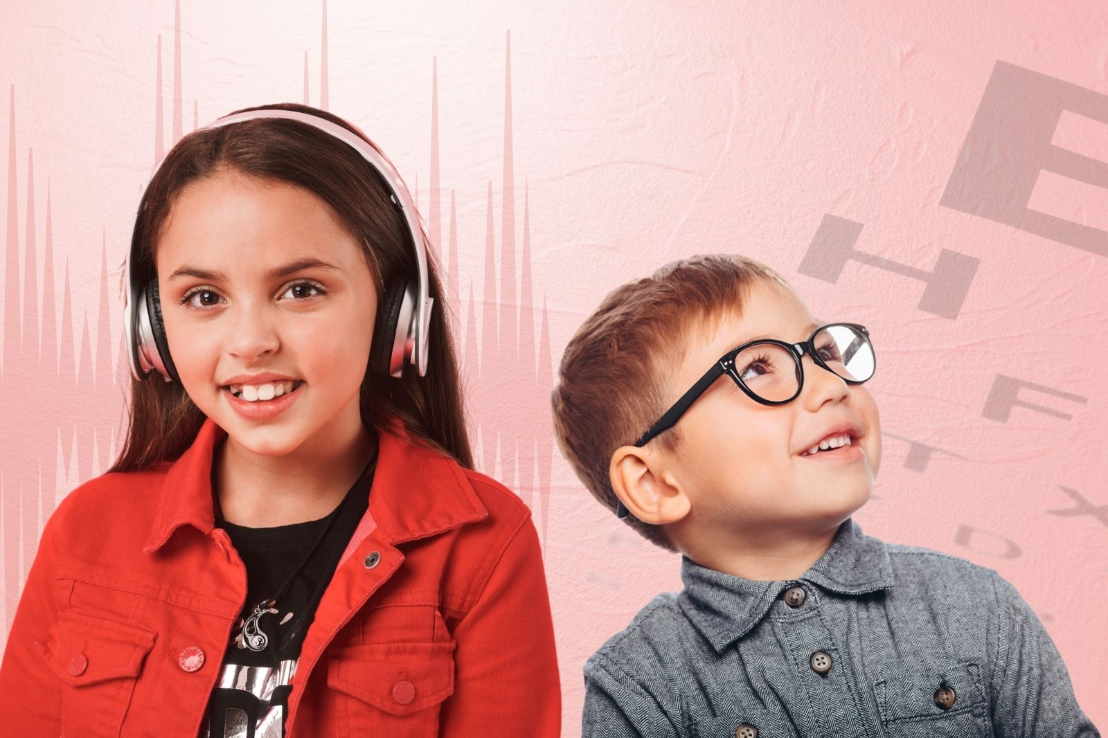 vision and hearing test children