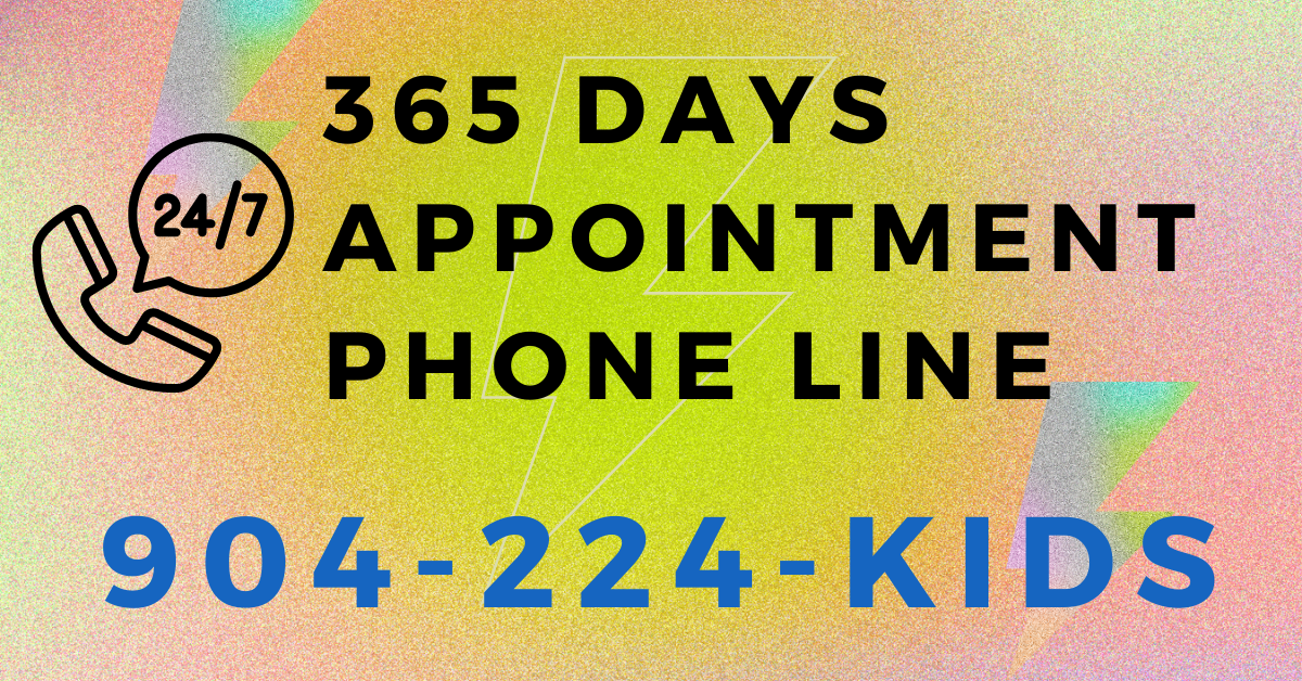 Pediatric Appointment Line 24/7